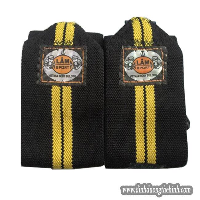 Quấn cổ tay Lâm's sport