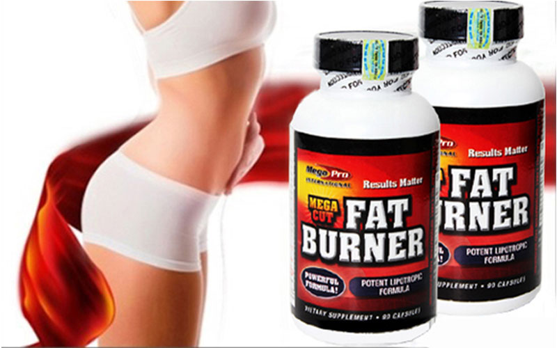 Mega Cut Fat Burner 90 vien