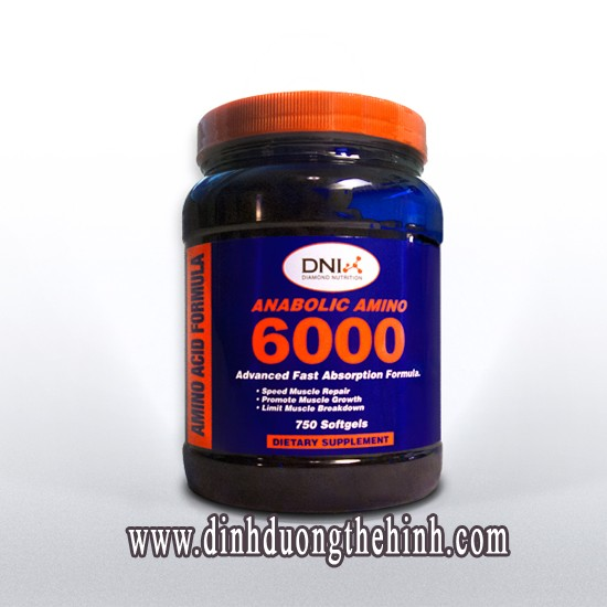 amino 6000 dni softgels