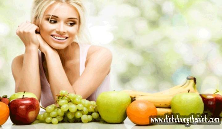 Cách giảm cân với chế độ ăn an toàn hiệu quả
