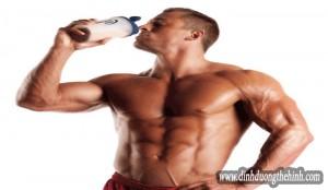 Whey protein và tác dụng tăng cơ giảm mỡ