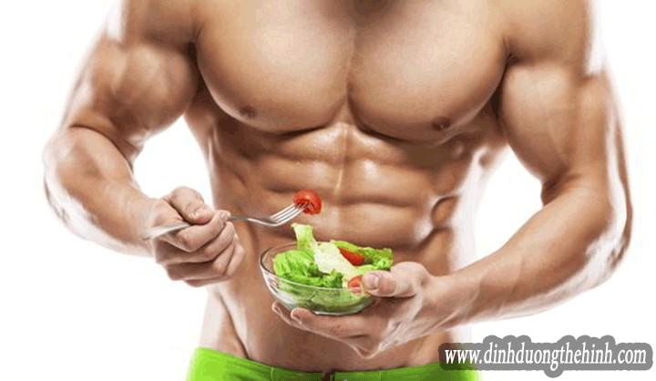 Ăn gì trước khi tập thể hình