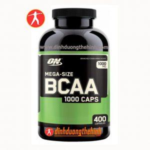 BCAA 1000 200 Viên Xây Dựng Cơ bắp