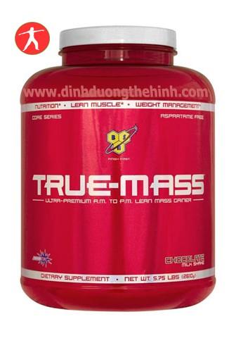 True Mass 5.82Lbs Sữa Tăng Cân – Serious Mass Tăng Câ