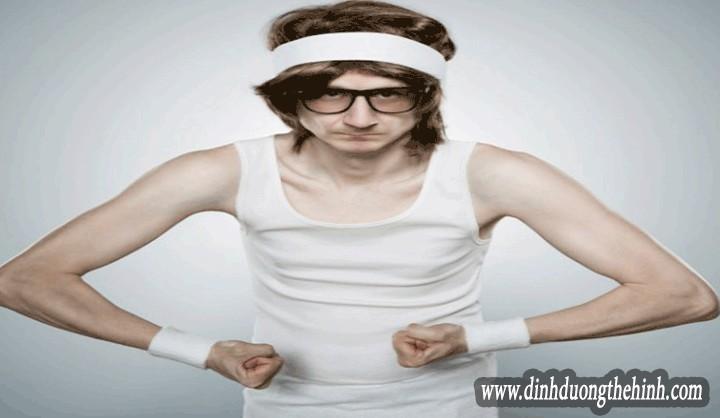 Làm thế nào tăng cân nhanh và hiệu quả cho người gầy
