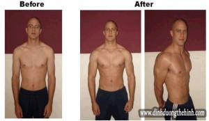 Làm sao để tăng cân và tăng cơ hiệu quả cho người gầy