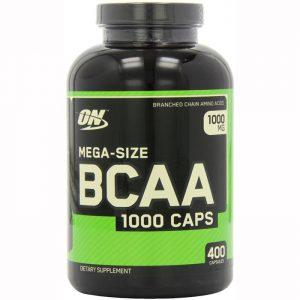bcaa 1000 caps 400 capsules