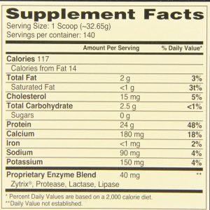 elite 100 whey protein 10 lbs