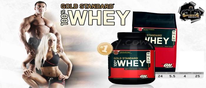 Whey Gold Standar