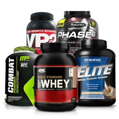 Sữa bột Whey Protein