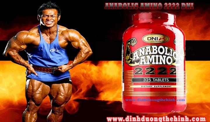 Cách dùng amino 2222 DNI