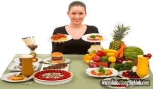 Nên ăn gì uống gì tăng cân nhanh cho người gầy ?