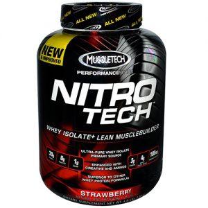 Nitrotech Muscletech 1,8kg
