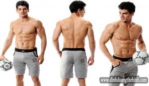 Làm thế nào để tăng cân cho nam và xây dựng cơ bắp