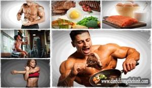 Bao nhiêu protein mỗi ngày là đủ cho người tập thể hình