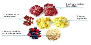 bột, chất béo, protein cho nam