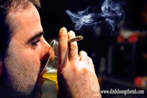 Ảnh Hưởng Của Thuốc Lá Rượu Bia Với Bodybuilder