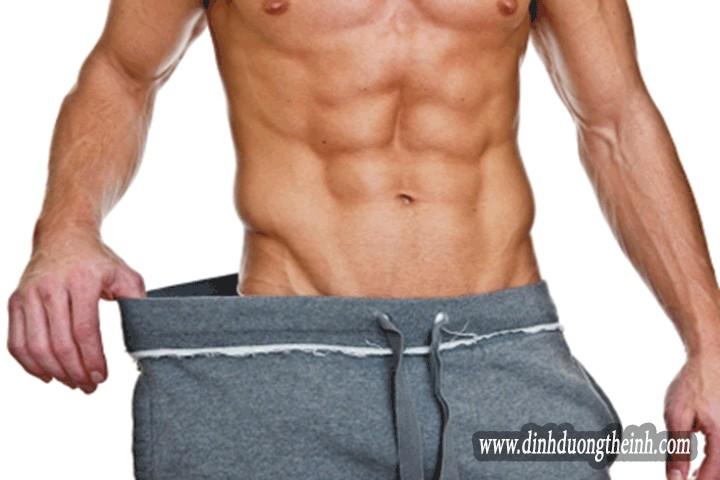 Cách giảm mỡ mà không bị mất cơ bắp