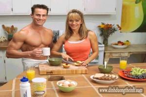 Các bước cơ bản ngăn chặn dị hóa cơ bắp