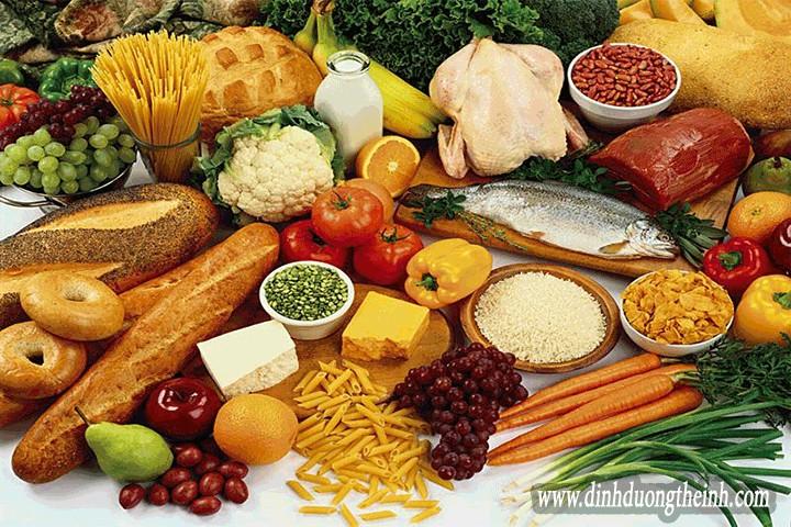 Top 10 thực phẩm cho sự tăng trưởng cơ bắp