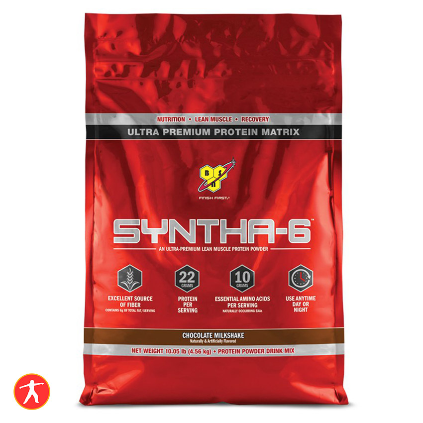 BSN Whey Protein Syntha 6 10lbs