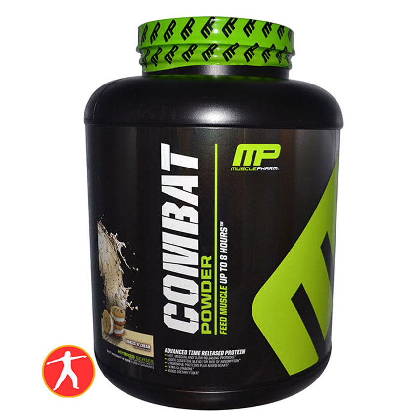 MusclePharm Combat Powder
