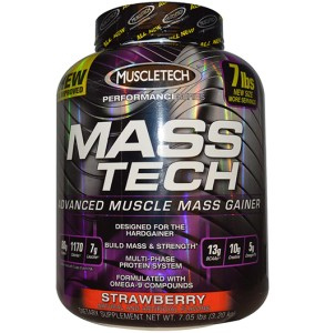Muscletech Mass Tech 3,2kg