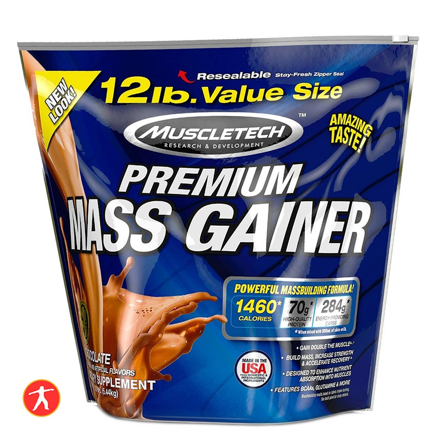 Premium Mass Gainer 12lbs
