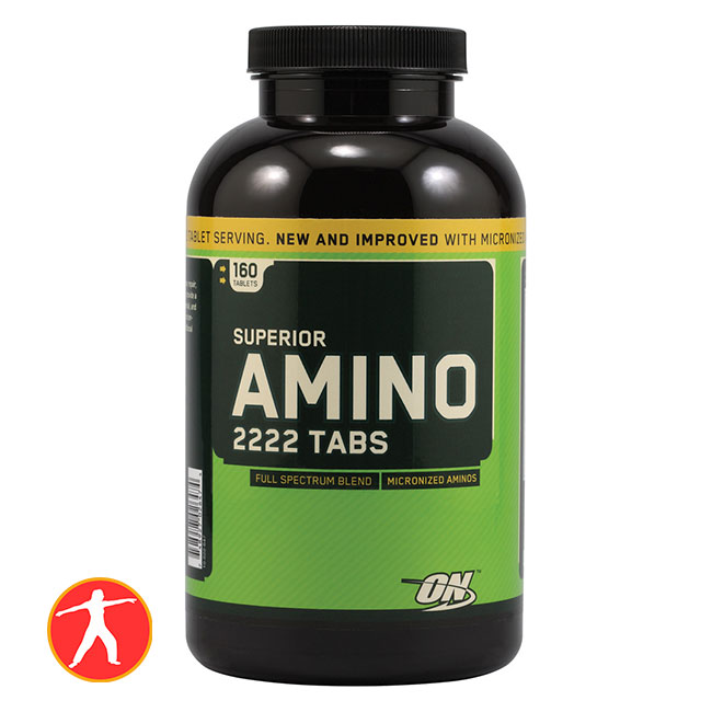 Optimum-Nutrition-Superior-Amino-2222-160-Tabs