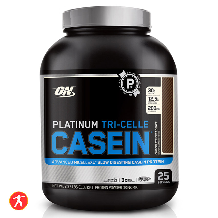 ON Platinum Tri-Celle Casein 2.37 lbs