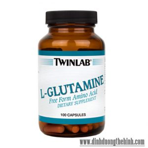 Twinlab-L-Glutamine-350mg-100-Caps