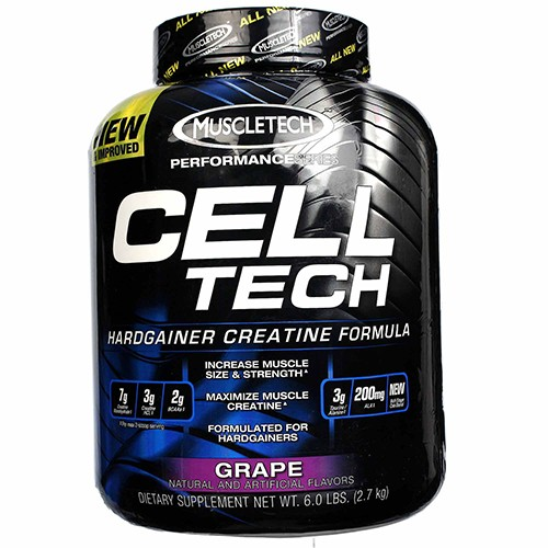 Cell Tech Muscletech 2,7kg