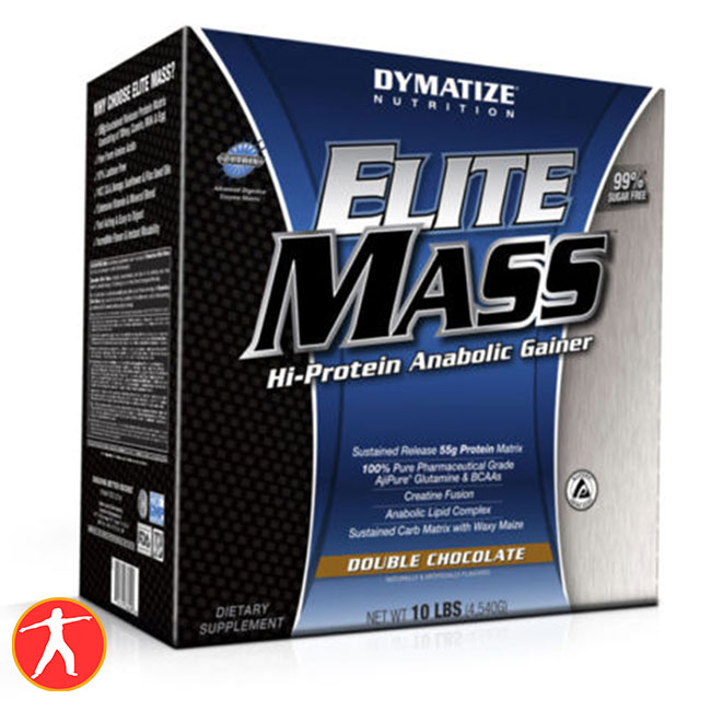 Elite Mass Gainer 10lbs
