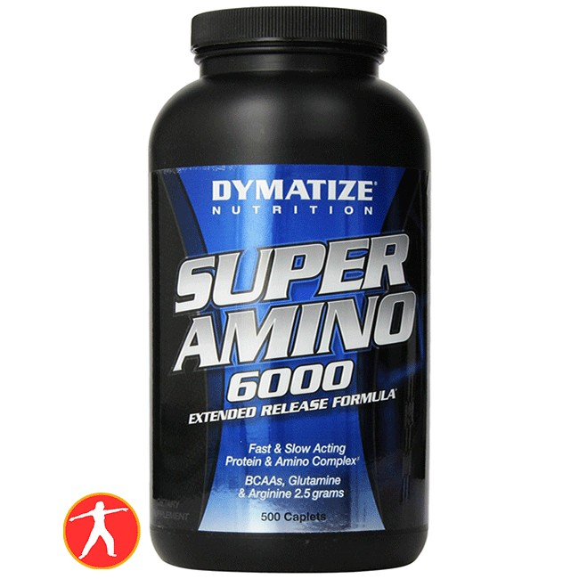 Dymatize Supẻ Amino 6000 500 Viên