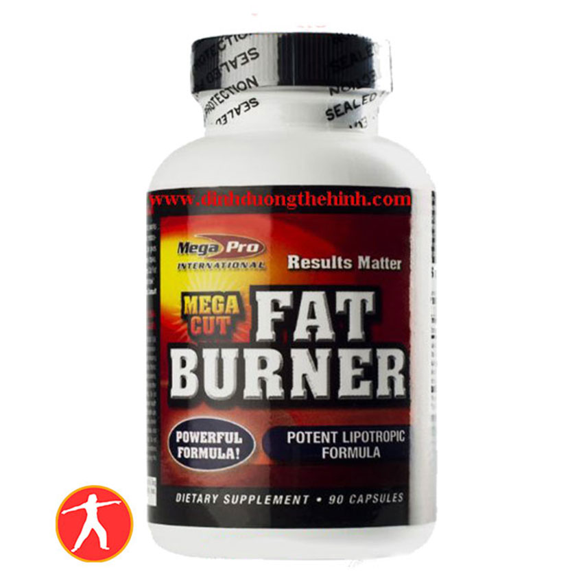 Mega Cut Fat Burner 90 viên