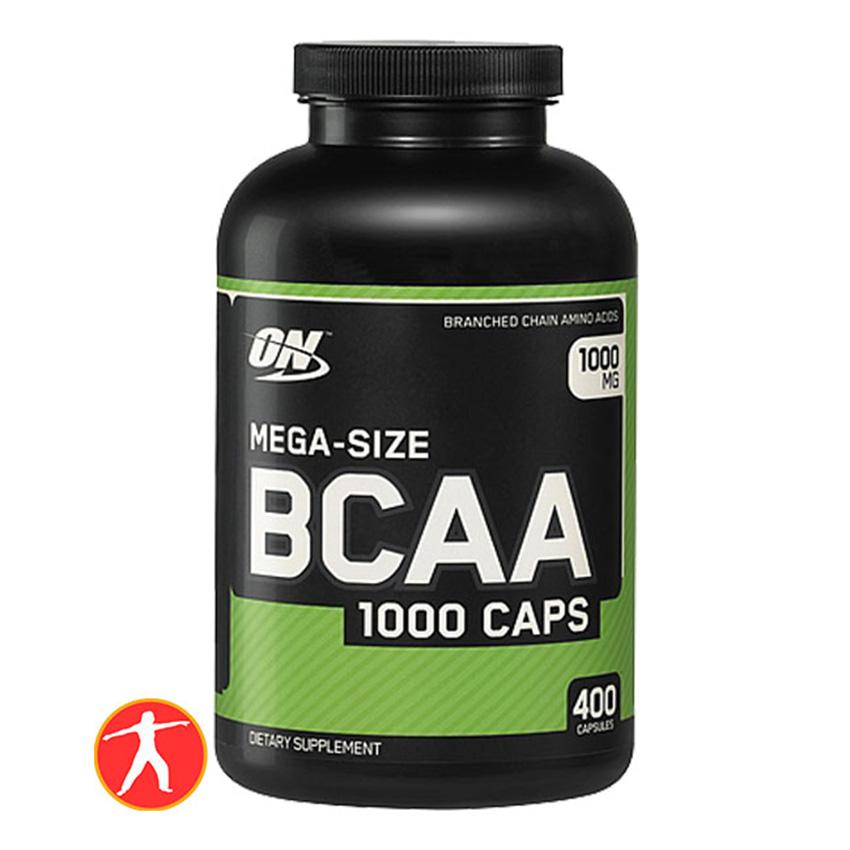 Optimum BCAA 1000 400 Viên