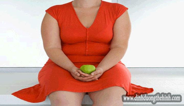 Nguyên nhân béo phì và cách kiểm soát cân nặng.