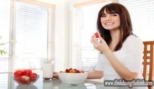 Bữa ăn sáng nên ăn gì để tăng cân lành mạnh ?