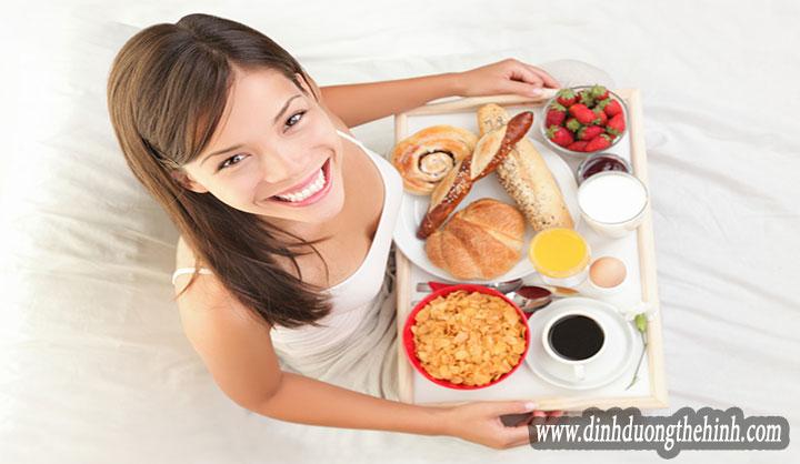 Mẹo ăn uống để tăng cân