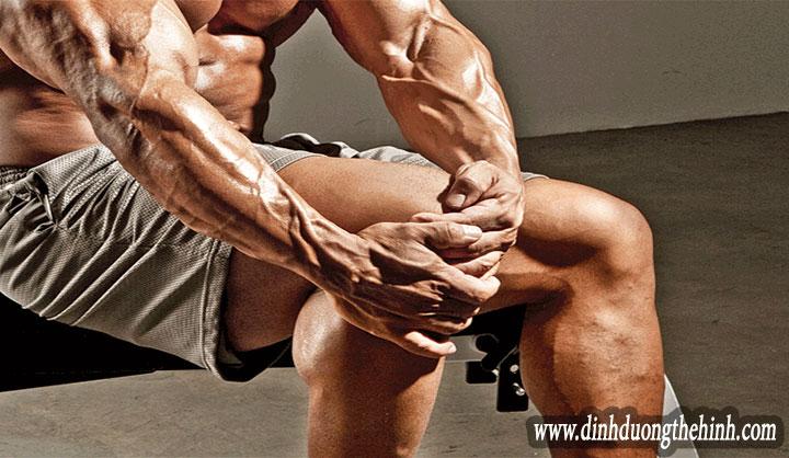 Những vấn đề về căng cơ rách cơ và cách khắc phục