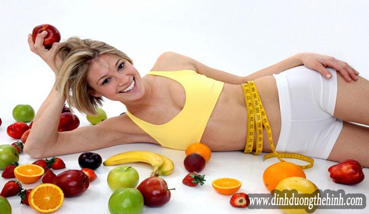 Những thực phẩm tốt cho quá trình giảm cân