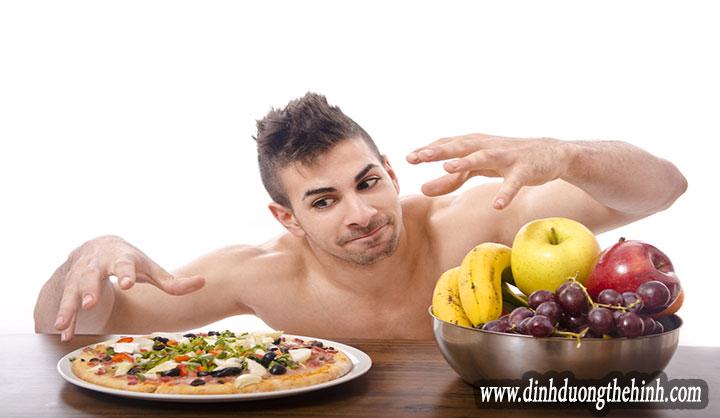 10 sai lầm về dinh dưỡng trong tập thể hình