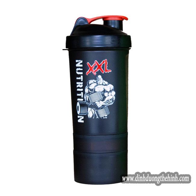 Bình lắc shaker XXL Nutrition 810ml