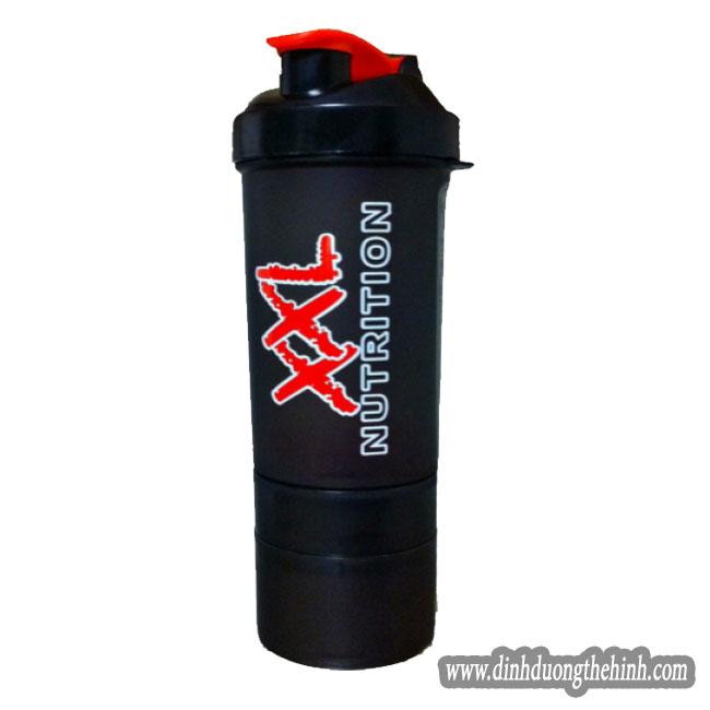 Smart Shaker XXL 810ml (3 ngăn)