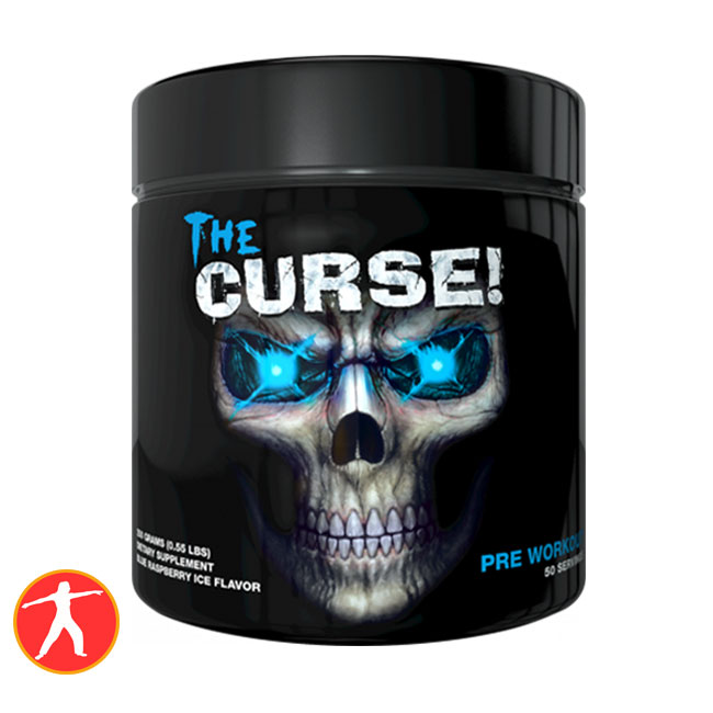 Pre Workout The Curse 50 lần dùng
