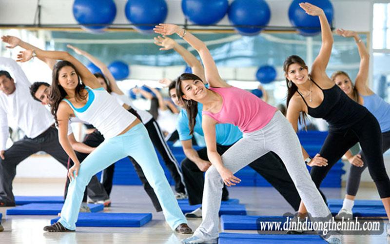 Bài tập giảm mỡ, giảm cân hiệu quả cho người thừa cân