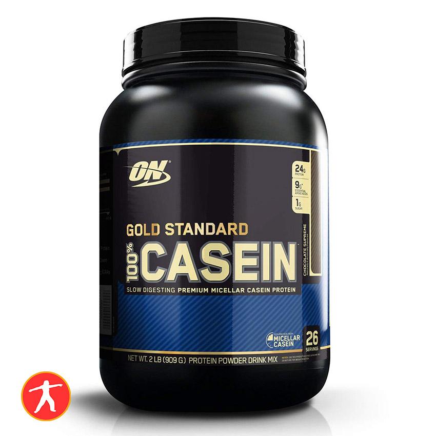 Optimum Nutrition Gold Standard Casein 2lbs (908g)