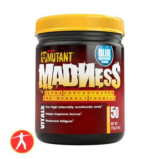 Madness Pre Workout 50 lần dùng