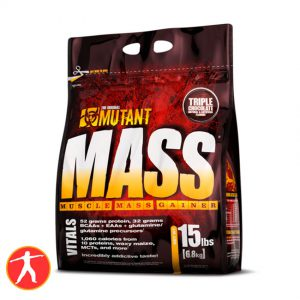 Mutant Mass Gainer 16lbs (6.8kg)