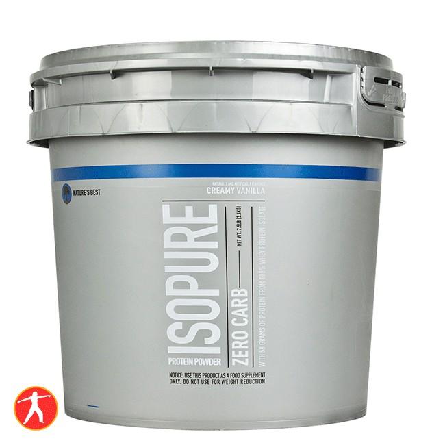 Isopure Zero Carb 7lbs